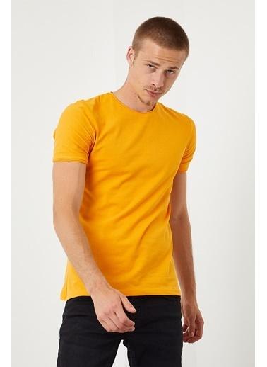 Densmood Tişört Sarı